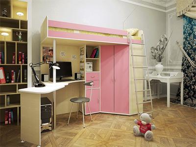 детская мебель Орбита