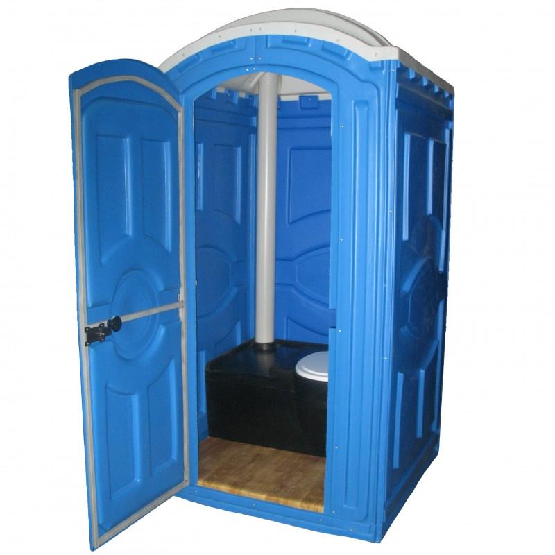 Туалетная кабина для дачи