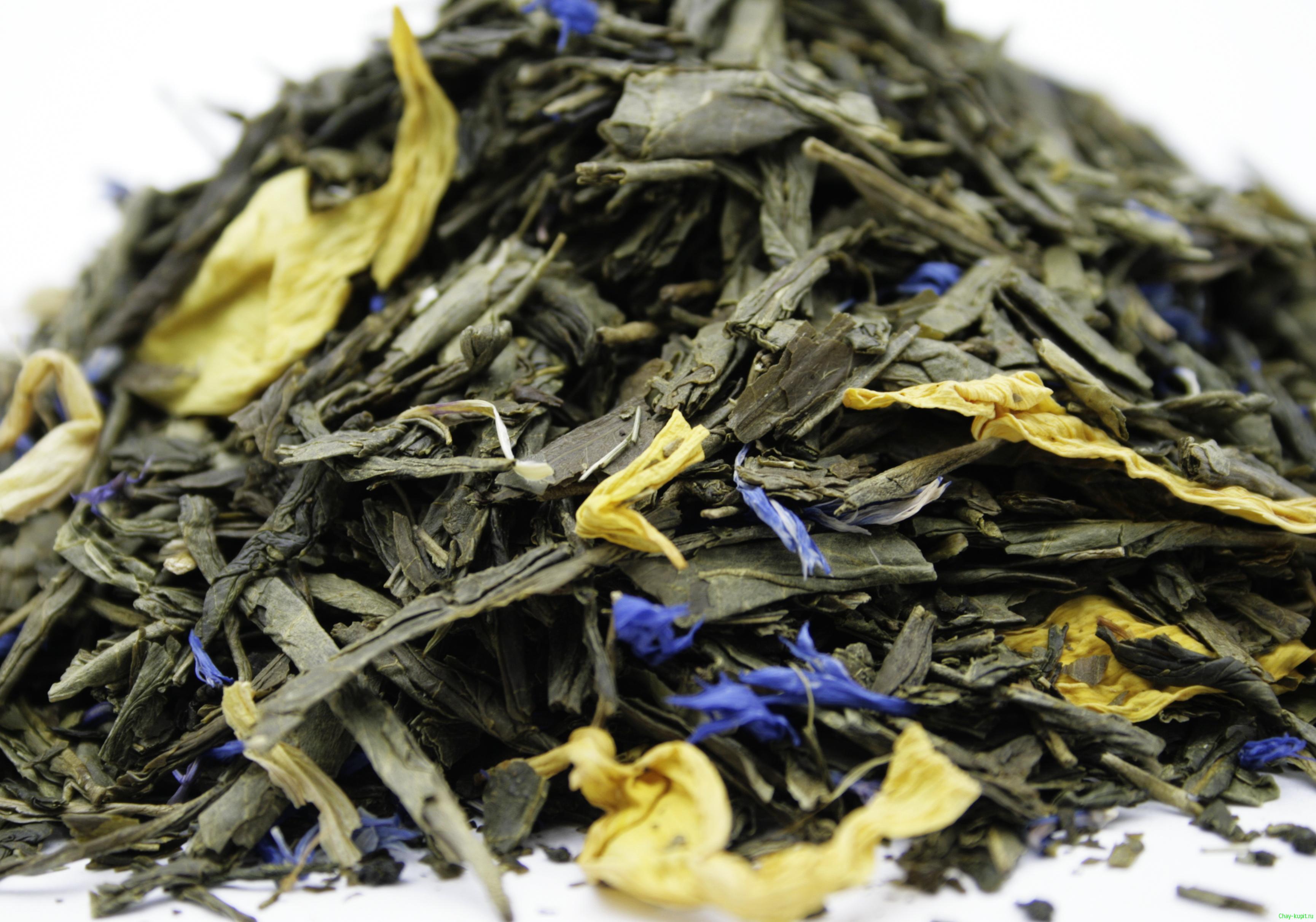 Зеленый чай интересные факты