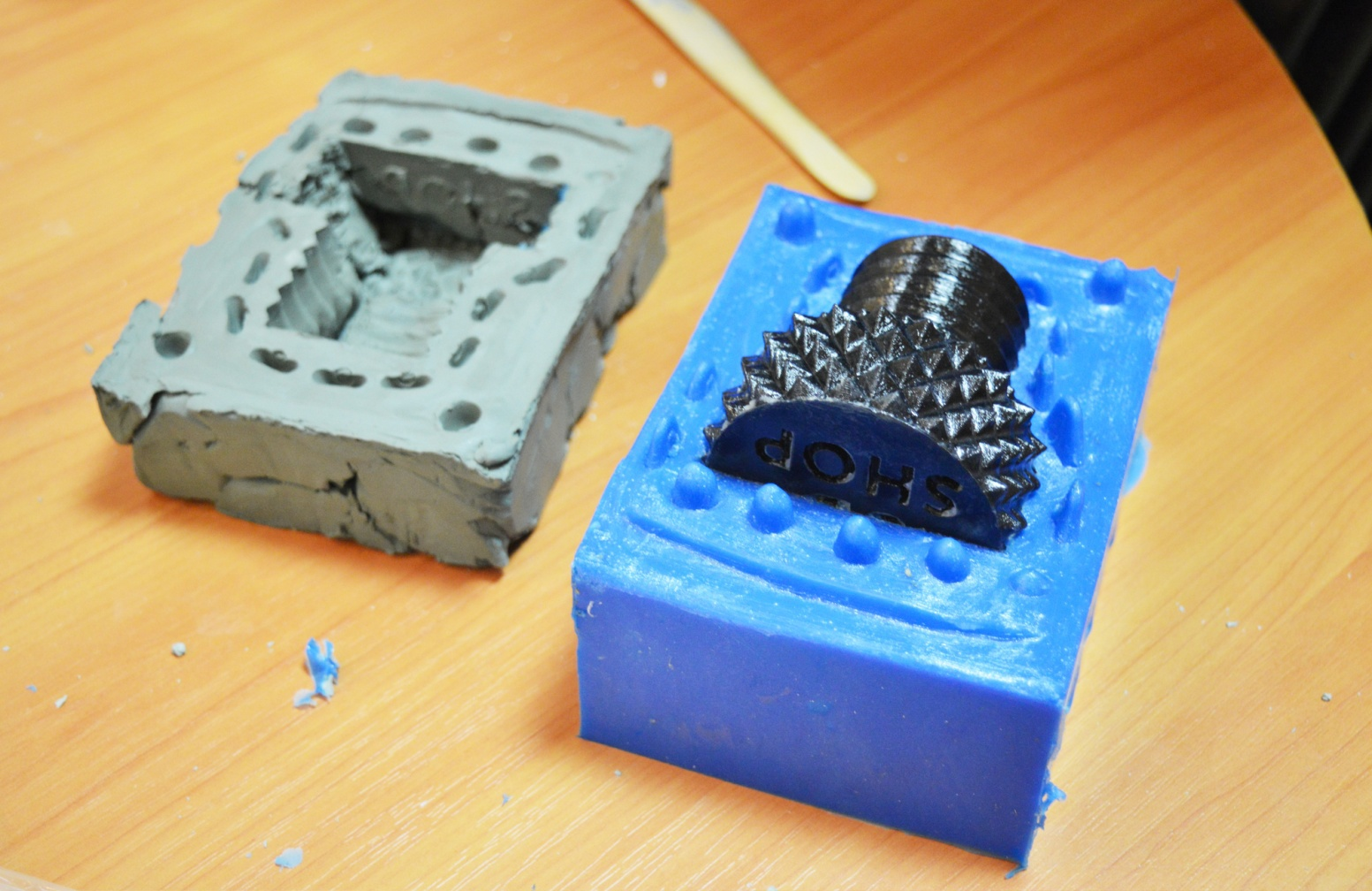 Как сделать полимерную глину в домашних условиях - wikiHow 20