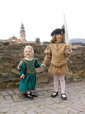 Праздник пятилепестковой розы (Чехия)