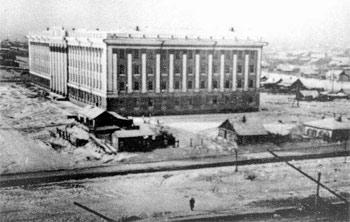 1973 г. Открытие в Барнауле Алтайского госуниверситета