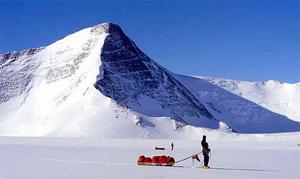 День зимнего солнцестояния в Антарктиде