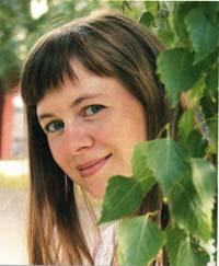 Безрукова Елена, поэтесса, Барнаул