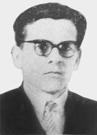 Больгер Фридрих Давидович, поэт