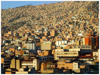 Боливия, Ла Пас