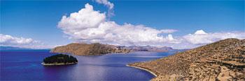 Южная Америка Боливия Озеро Титикака