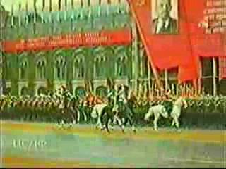 Парад Победы. Москва. 24 июня 1945 г. Часть 2