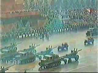 Парад Победы. Москва. 24 июня 1945 г. Часть 4