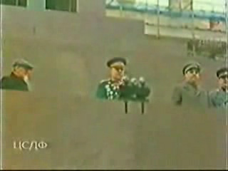 Парад Победы. Москва. 24 июня 1945 г. Речь Жукова