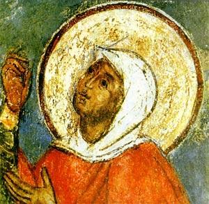 Святая великомученица Евфимия