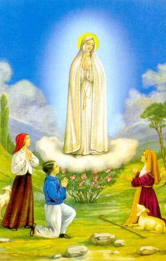 Явление Пресвятой Богородицы Фатимской
