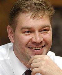 Фриц Юрий Александрович, депутат Барнаульской городской думы, председатель комиссии по земельной политике, строительству и архитектуре