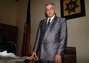 первый президент Грузии, Звиад Гамсахурдиа