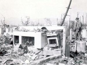 Хиросима Фотографии после ядерного взрыва