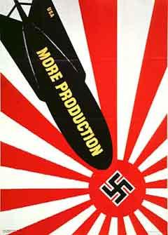 Американский плакат времен Второй мировой войныАмериканский плакат времен Второй мировой войны