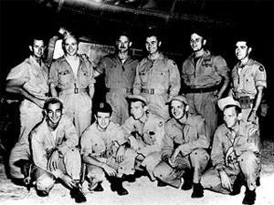 Команда, осуществившая ядерную бомбардировку