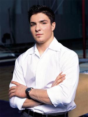 Сергей Хорохордин, спортсмен