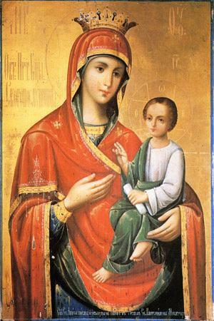 Иконы Божией Матери «Скоропослушница»