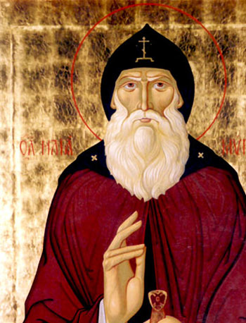 Илья Православный