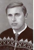 Караваев Борис Сергеевич, легендарный барнаульский вратарь