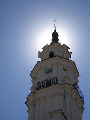 День города в Каунасе