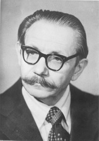Каценштейн Эвальд Эмильевич, поэт