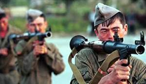День Вооруженных сил Кыргызстана