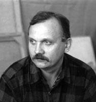 Коньков Владимир, художник, Барнаул