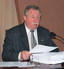 Краснов С.В., председатель Барнаульской городской Думы