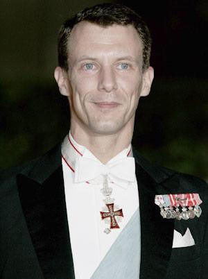 Новый князь Монако Альбер II 19 ноября 2005 г
