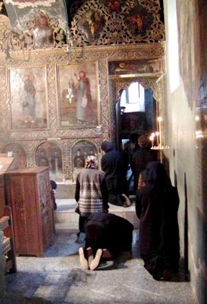 Женский монастырь святой равноапостольной Нино