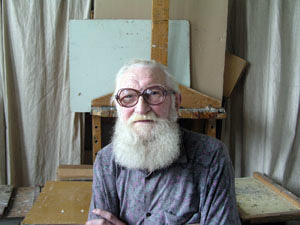 Юрий Панин, художник, Барнаул
