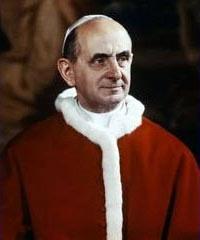 римский папа Павел VI