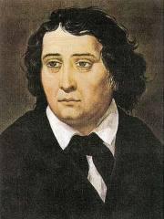 Первый портрет Ф.Прешерна
