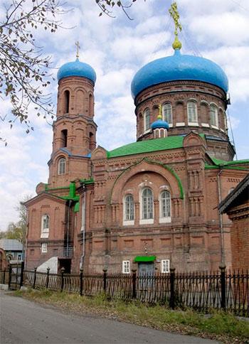 Покровский собор, Барнаул