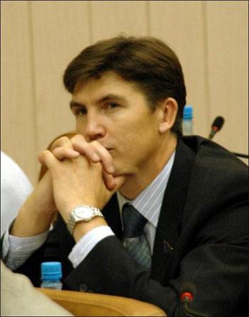 Прокопец Виктор Дмитриевич, депутат КСНД