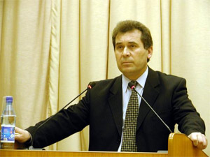 Романенко Александр Алексеевич, депутат КСНД, председатель совета директоров ЗАО Колыванское