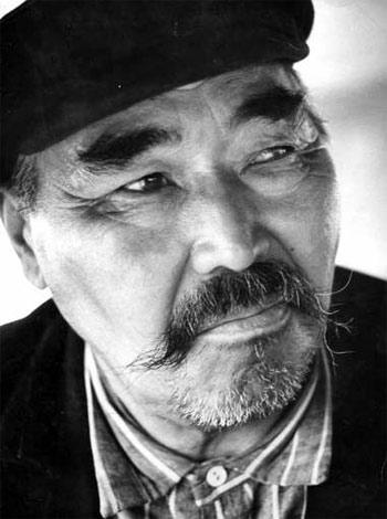 Савдин Салдабай, известный алтайский сказитель (1916-1985 гг.)