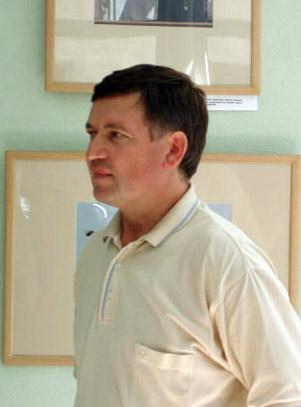 Щетинин Анатолий, художник