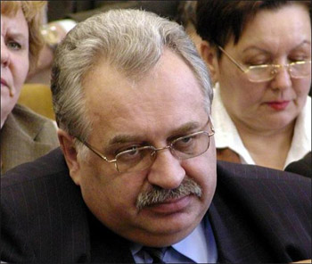 Сытых Сергей Леонидович, председатель Избирательной комиссии Алтайского края