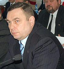Солодилов Андрей Андреевич, председатель комитета по бюджету, налоговой и кредитной политике