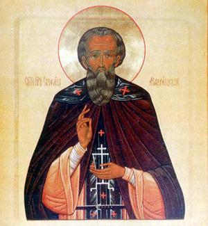 День преподобного Стефана Махрищского