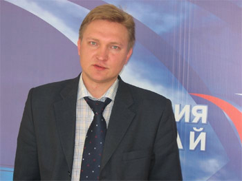 Сухачев Владислав, редактор и ведущий программы «Вести-Алтай»