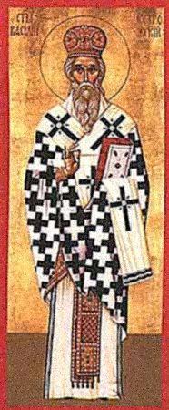 Святой Василий, епископ Захолмский