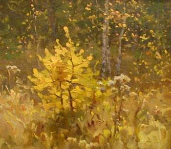 Работа художника Евгения Югаткина
