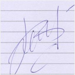 Автограф Ирины Линдт Барнаульскому городскому порталу