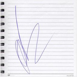 Автограф Владимира Жириновского Барнаульскому городскому порталу