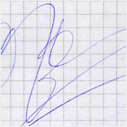 Автограф Кристофера Нормана (группа «Smokie») Барнаульскому городскому порталу