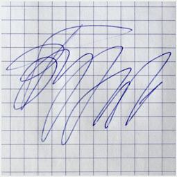Автограф Вячеслава Бутусова Барнаульскому городскому порталу